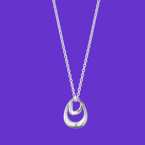 Georg Jensen Offspring Pendant Small 433A