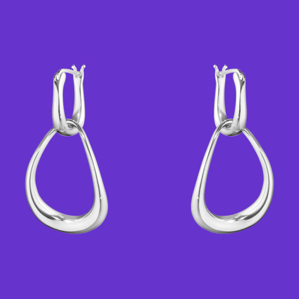 Georg Jensen Offspring Earrings 433C
