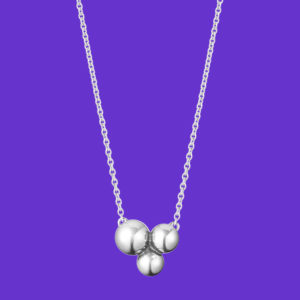 Georg Jensen Moonlight Grapes Pendant 551C