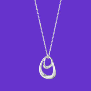 Georg Jensen Offspring Pendant Large 433B