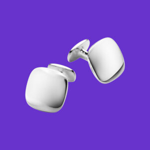 Georg Jensen Cufflinks Square 635C