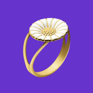 Georg Jensen Daisy Ring Small