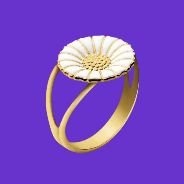 Georg Jensen Daisy Ring Small