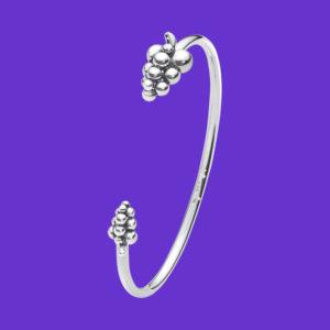Georg Jensen Moonlight Grapes Bangle 511