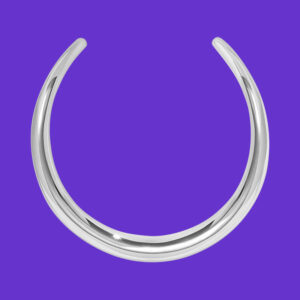 Georg Jensen Aura Neck Ring Archive Collection A29A