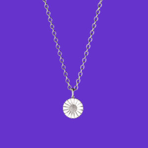 Georg Jensen Daisy Necklace