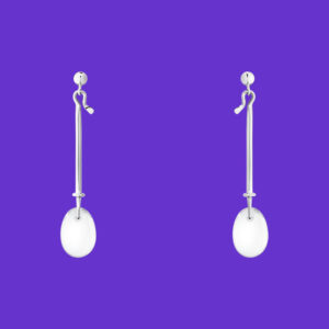 Georg Jensen Dew Drop Earrings 128
