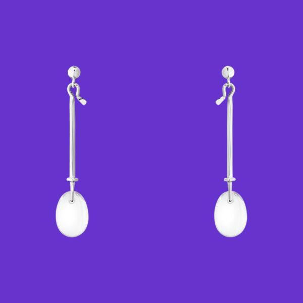 Georg Jensen Dew Drop Earrings 128