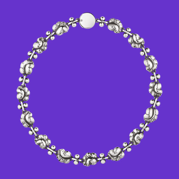 Georg Jensen Moonlight Grapes Necklace